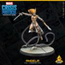 Atomic Mass Games Marvel Crisis Protocol Angela & Enchantress 2
