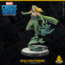 Atomic Mass Games Marvel Crisis Protocol Angela & Enchantress 3