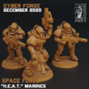 Cyber Forge  Dezember Patreon Marines
