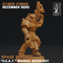 Cyber Forge  Dezember Patreon Sergeant