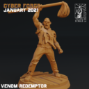 Cyber Forge  Janaur Patreon The Second Mutant Rebellion 12