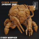 Cyber Forge  Janaur Patreon The Second Mutant Rebellion 14