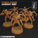Cyber Forge  Janaur Patreon The Second Mutant Rebellion 15