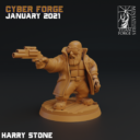 Cyber Forge  Janaur Patreon The Second Mutant Rebellion 6