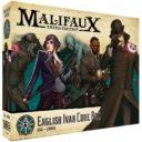 Malifaux English Ivan Core Box 1