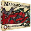 Malifaux Keeping The Peace 1