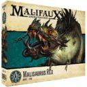 Malifaux Malisaurus Rex 1