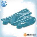 TTC Dropzone Commander Res Tank