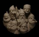 The Seven Dwarfs 1