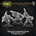 Trollkin Barrage Team – Trollbloods