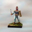 28mm Hard Plastic Satyrs And Scythians 12
