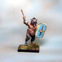 28mm Hard Plastic Satyrs And Scythians 24