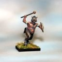 28mm Hard Plastic Satyrs And Scythians 26