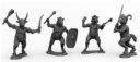 28mm Hard Plastic Satyrs And Scythians 28