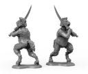 28mm Hard Plastic Satyrs And Scythians 29
