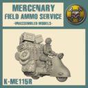 Dust 1947 K ME115 R Mercenary Field Ammo Service 2