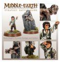 Games Workhshop Frodo Beutlin™, Samweis Gamdschie™ & Gollum™ 2