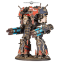 Games Workshop You Thought The Warlord Was Big? Try The Warmaster Titan 1