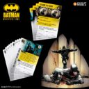 Knight Models Batman The Miniature Games Kartenset 2