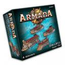 MG Armada Dwarf Booster Fleet