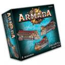 MG Armada Dwarf Starter Fleet