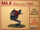 Slave 2 Gaming Maschinenkrieger MA.K In 15mm 11