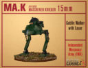 Slave 2 Gaming Maschinenkrieger MA.K In 15mm 5