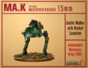 Slave 2 Gaming Maschinenkrieger MA.K In 15mm 6