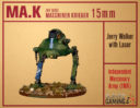 Slave 2 Gaming Maschinenkrieger MA.K In 15mm 7