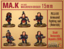 Slave 2 Gaming Maschinenkrieger MA.K In 15mm 9