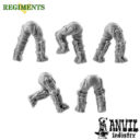 AI Female High Tech Exoskeleton Legs (5) 2