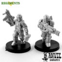 AI Male High Tech Drop Trooper Command Pack 3