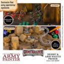 AP Dungeon & Subterrain Terrain Primer 12