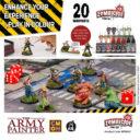 AP Zombicide 2nd Ed Paint Set 2