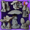 BadSquiddo MushroomForest