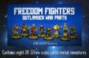 Blind Beggar Freedom Fighters Alien Troopers 3