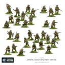 Bolt Action British & Canadian Army Infantry 02