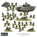 Bolt Action British & Canadian Army Infantry 17