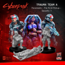 Cyberpunk Red  Trauma Team A 5