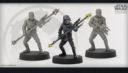 Fantasy Flight Games Star Wars Legion Agent Kallus Commander Expansion 2