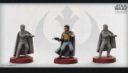 Fantasy Flight Games Star Wars Legion Lando Calrissian Commander Expansion 2