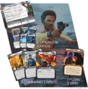 Fantasy Flight Games Star Wars Legion Lando Calrissian Commander Expansion 5