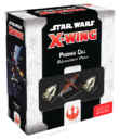 Fantasy Flight Games Star Wars X Wing Phoenix Cell Squadron Pack 1