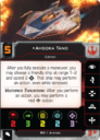 Fantasy Flight Games Star Wars X Wing Phoenix Cell Squadron Pack 10