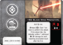 Fantasy Flight Games Star Wars X Wing Phoenix Cell Squadron Pack 19