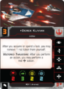 Fantasy Flight Games Star Wars X Wing Phoenix Cell Squadron Pack 7