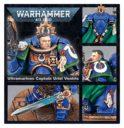 Games Workshop Captain Uriel Ventris 2