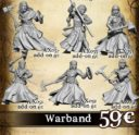 HL Heresylab Witchfire & Sword Resin And Digital Files 19