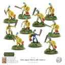 Warlord Games Jaguar Warriors With Macuahuitl 1