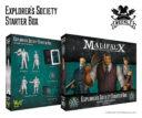 Wyrd Games Explorers Society Starter Box 1